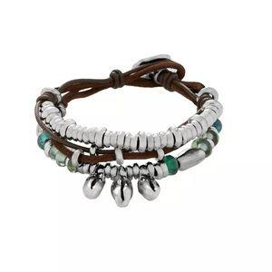 Uno de 50 Roots 🌿 Bracelet NWT